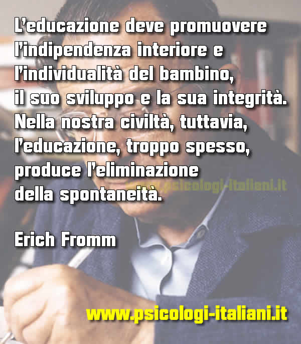educazione fromm